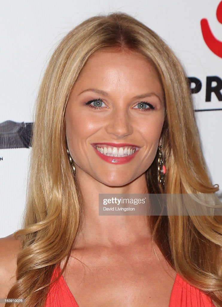 Actress <a gi-track='captionPersonalityLinkClicked' href=/galleries/search?phrase=Ellen+Hollman&family=editorial&specificpeople=5295263 ng-click='$event.stopPropagation()'>Ellen Hollman</a> attends the Philhellenes Gala at SkyBar at the Mondrian Los Angeles on October 9, 2013 in West Hollywood, California.