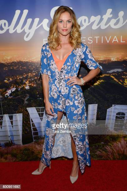 Actress Ellen Hollman attends the Primetime Short Films series during the 2017 HollyShorts Film Festival at TCL Chinese 6 Theatres on August 12 2017...