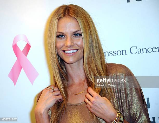 Actress Ellen Hollman attends TJ Scott's 'In The Tub' Book Party Launch to benefit UCLA's Jonsson Cancer Center for Breast Research hosted by Katrina...