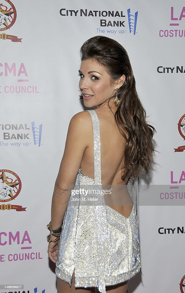Actress Ellen Mirojnick arrives at The Costume Council Of LACMA Celebrates The Western Costume Company: The First 100 Years at the Bing Theatre At LACMA on June 20, 2012 in Los Angeles, California.