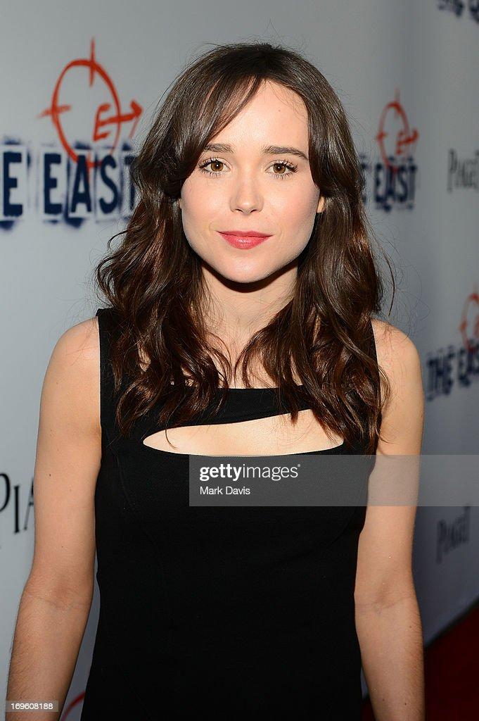 Actress Ellen Page arrives at the premiere of Fox Searchlight Pictures' 'The East' presented by Piaget at ArcLight Hollywood on May 28, 2013 in Hollywood, California.