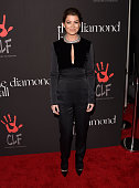Actress Ellen Pompeo attends Rihanna's 1st Annual Diamond Ball Benefitting The Clara Lionel Foundation at The Vineyard on December 11 2014 in Beverly...