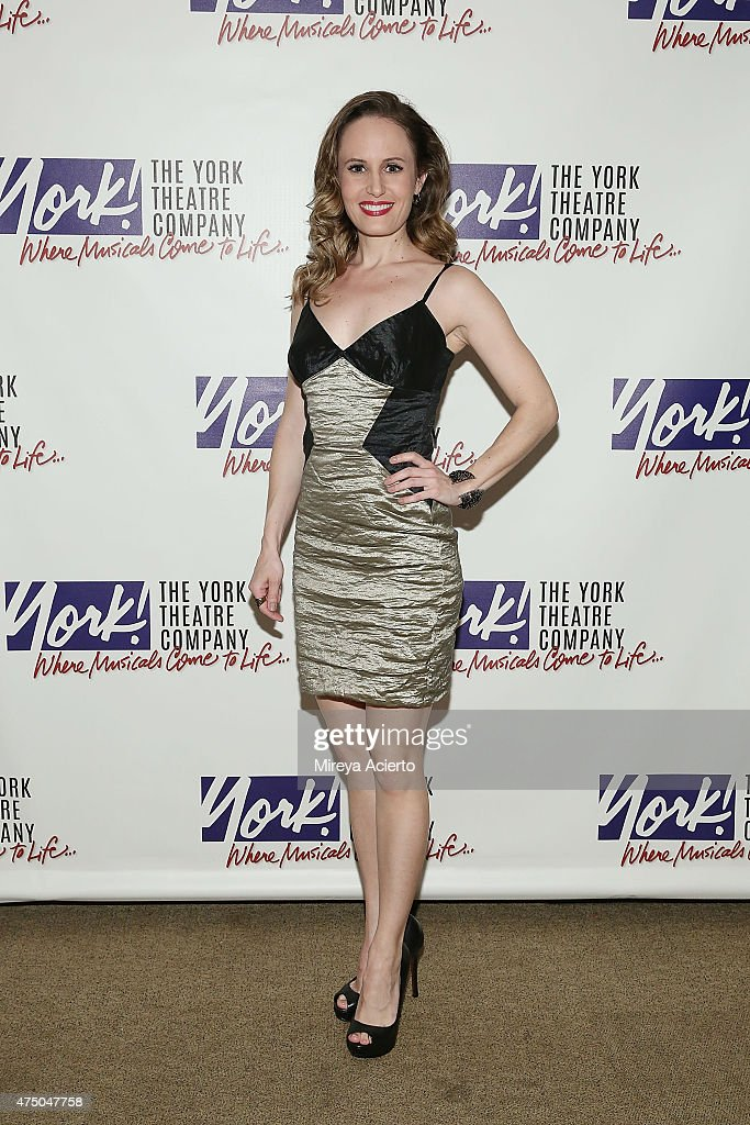 Actress ellen zolezzi attends cagney broadway opening night at the
