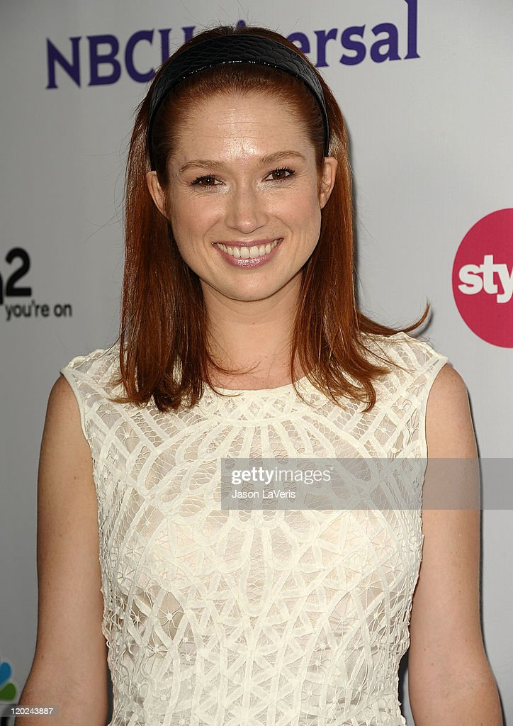 Actress Ellie Kemper attends NBC's 2011 TCA summer press tour at The Bazaar at the SLS Hotel on August 1, 2011 in Los Angeles, California.