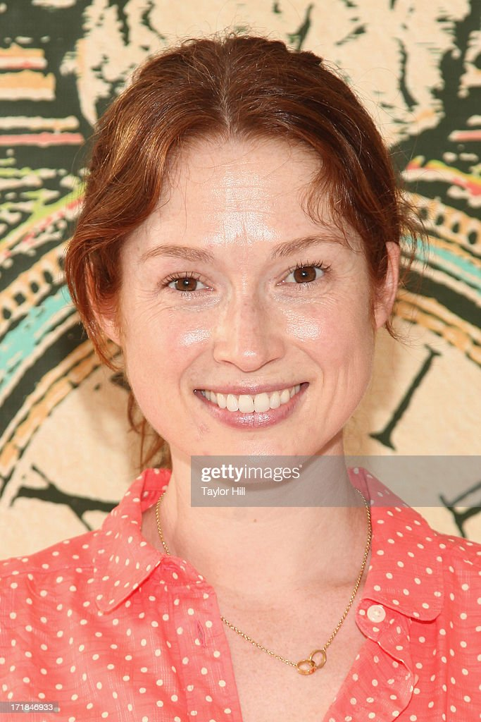 Actress <a gi-track='captionPersonalityLinkClicked' href=/galleries/search?phrase=Ellie+Kemper&family=editorial&specificpeople=6123842 ng-click='$event.stopPropagation()'>Ellie Kemper</a> attends The Upright Citizens Brigade Theatre Presents: The 15th Anniversary Del Close Improv at Upright Citizens Brigade Theatre on June 28, 2013 in New York City.
