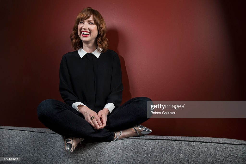 Ellie Kemper, Los Angeles Times, June 11, 2015