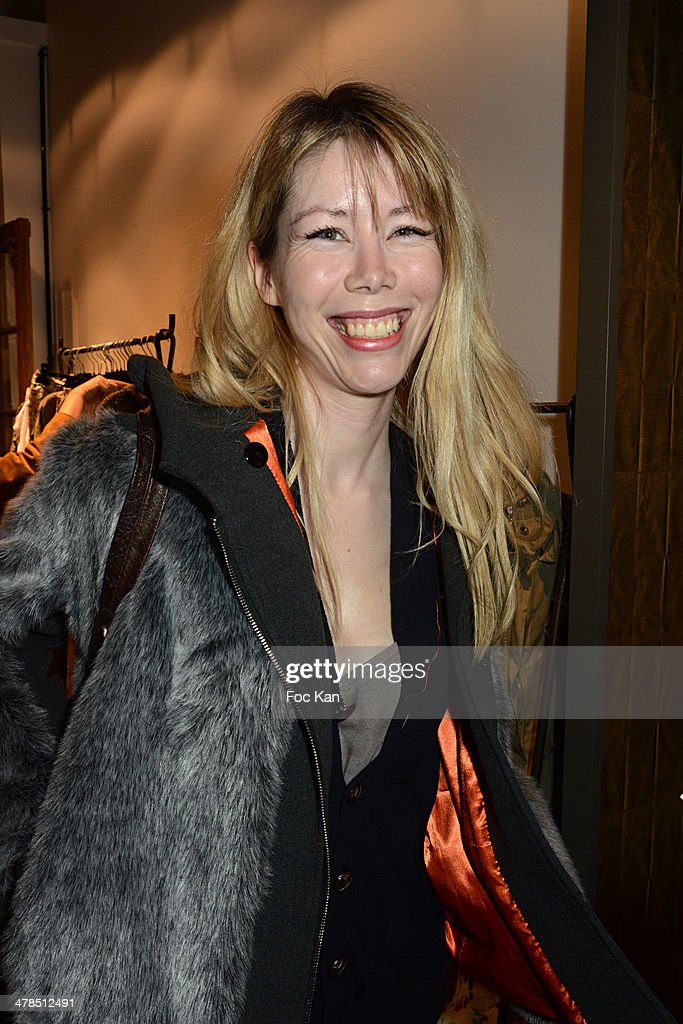 Sylvie bourgeois book launch cocktail at la fee maraboutee getty images - La fee maraboutee paris ...