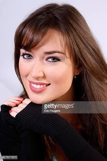 Actress Elsa Esnoult Photographed in PARIS