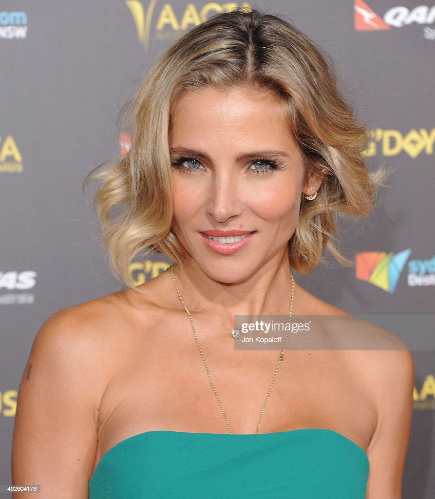 Actress <a gi-track='captionPersonalityLinkClicked' href=/galleries/search?phrase=Elsa+Pataky&family=editorial&specificpeople=242789 ng-click='$event.stopPropagation()'>Elsa Pataky</a> arrives at the 2015 G'Day USA Gala Featuring The AACTA International Awards Presented By Qantas at Hollywood Palladium on January 31, 2015 in Los Angeles, California.