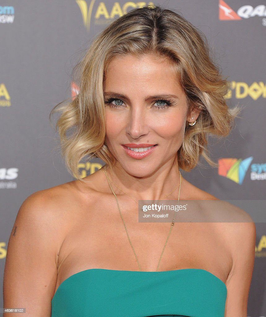 Actress <a gi-track='captionPersonalityLinkClicked' href=/galleries/search?phrase=Elsa+Pataky&family=editorial&specificpeople=242789 ng-click='$event.stopPropagation()'>Elsa Pataky</a> arrives at the 2015 G'Day USA Gala Featuring The AACTA International Awards Presented By Quantas at Hollywood Palladium on January 31, 2015 in Los Angeles, California.