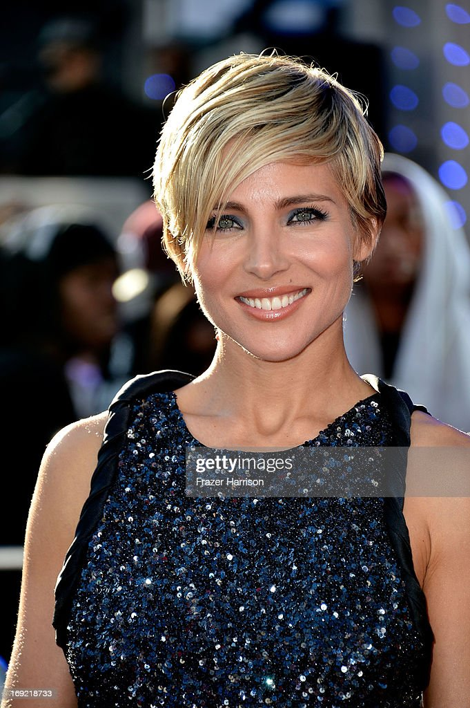 Actress <a gi-track='captionPersonalityLinkClicked' href=/galleries/search?phrase=Elsa+Pataky&family=editorial&specificpeople=242789 ng-click='$event.stopPropagation()'>Elsa Pataky</a> arrives at the Premiere Of Universal Pictures' 'Fast & Furious 6' on May 21, 2013 in Universal City, California.