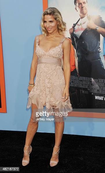 Actress Elsa Pataky arrives at the Premiere Of Warner Bros 'Vacation' at Regency Village Theatre on July 27 2015 in Westwood California