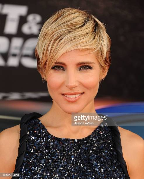 Actress Elsa Pataky attends the premiere of 'Fast Furious 6' at Universal CityWalk on May 21 2013 in Universal City California