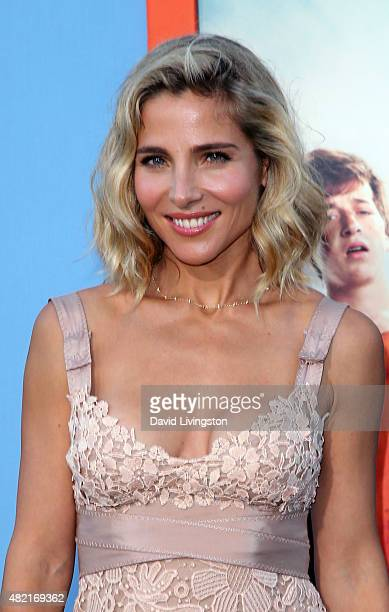 Actress Elsa Pataky attends the premiere of Warner Bros 'Vacation' at the Regency Village Theatre on July 27 2015 in Westwood California
