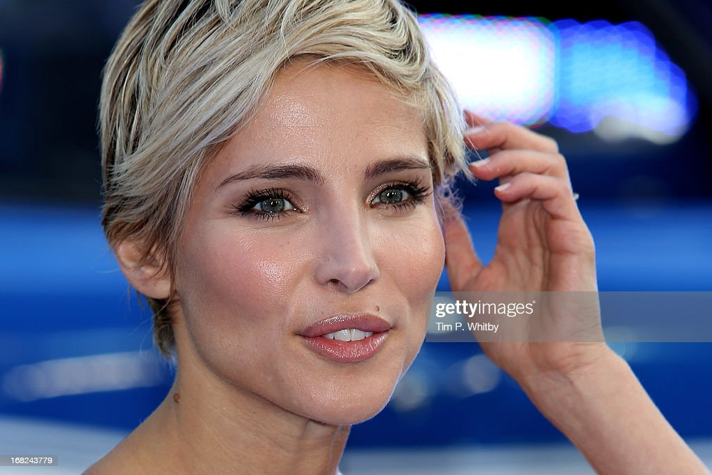Actress <a gi-track='captionPersonalityLinkClicked' href=/galleries/search?phrase=Elsa+Pataky&family=editorial&specificpeople=242789 ng-click='$event.stopPropagation()'>Elsa Pataky</a> attends the World Premiere of 'Fast & Furious 6' at Empire Leicester Square on May 7, 2013 in London, England.
