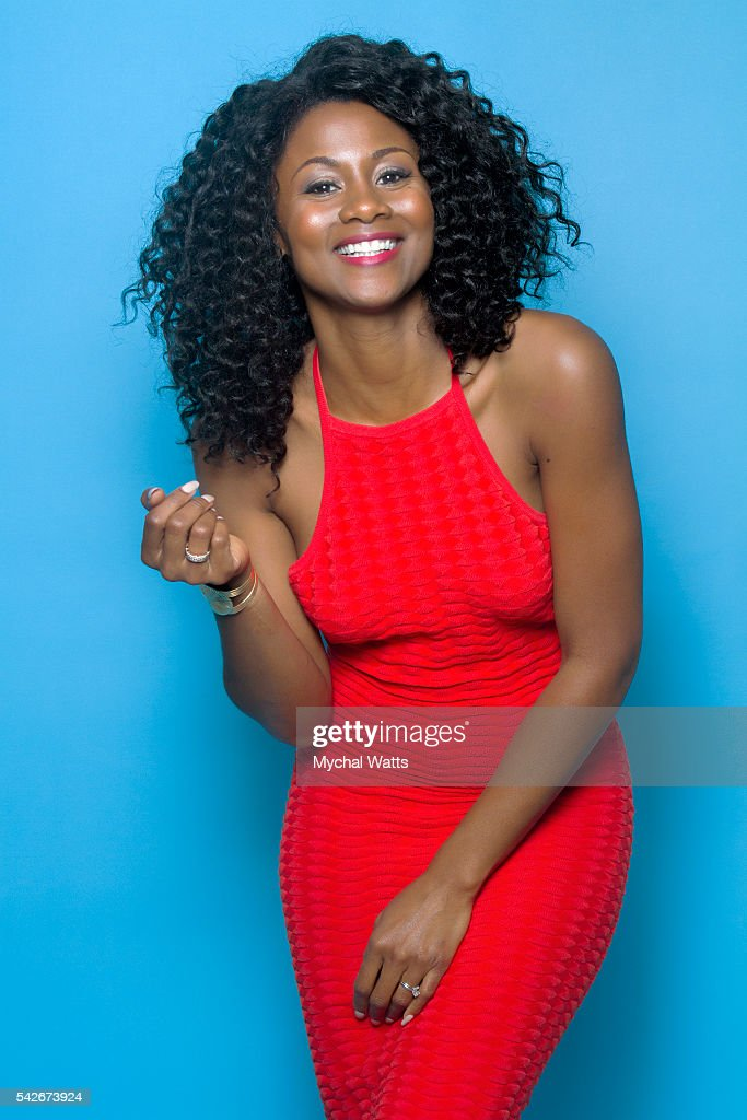 Actress <a gi-track='captionPersonalityLinkClicked' href=/galleries/search?phrase=Emayatzy+Corinealdi&family=editorial&specificpeople=7068358 ng-click='$event.stopPropagation()'>Emayatzy Corinealdi</a> poses for a portrait at the American Black Film Festival on June 19, 2016 at the Ritz Carlton in Miami, Florida.
