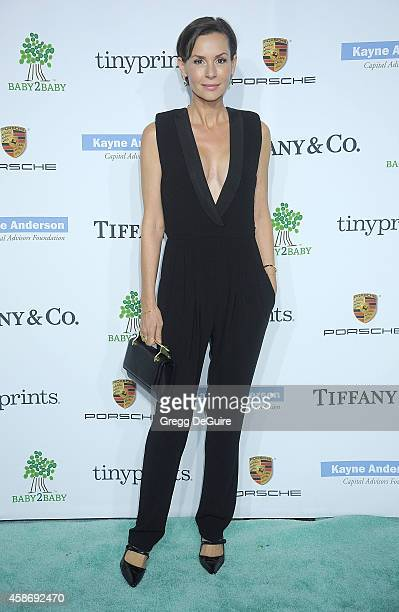 Actress Embeth Davidtz arrives at the 2014 Baby2Baby Gala presented by Tiffany Co honoring Kate Hudson at The Book Bindery on November 8 2014 in...