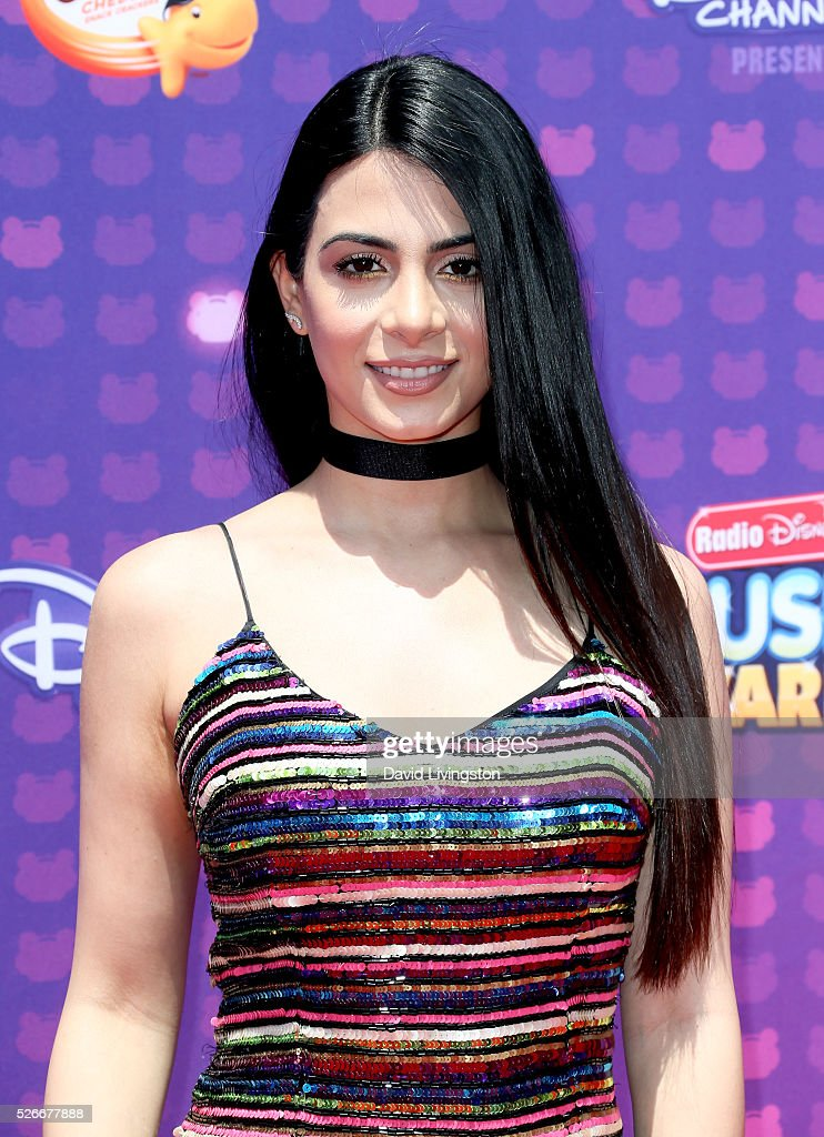 Actress <a gi-track='captionPersonalityLinkClicked' href=/galleries/search?phrase=Emeraude+Toubia&family=editorial&specificpeople=5443310 ng-click='$event.stopPropagation()'>Emeraude Toubia</a> attends the 2016 Radio Disney Music Awards at Microsoft Theater on April 30, 2016 in Los Angeles, California.