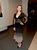 Actress Emilia Clarke attends the opening of REFUGEE Exhibit at Annenberg Space For Photography on April 21 2016 in Century City California