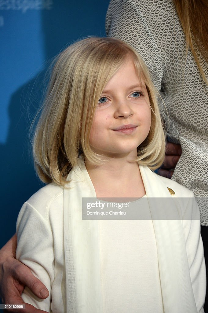 Actress Emilia Pieske attends the '24 Wochen' photo call during the 66th Berlinale International Film Festival Berlin at Grand Hyatt Hotel on February 14, 2016 in Berlin, Germany.