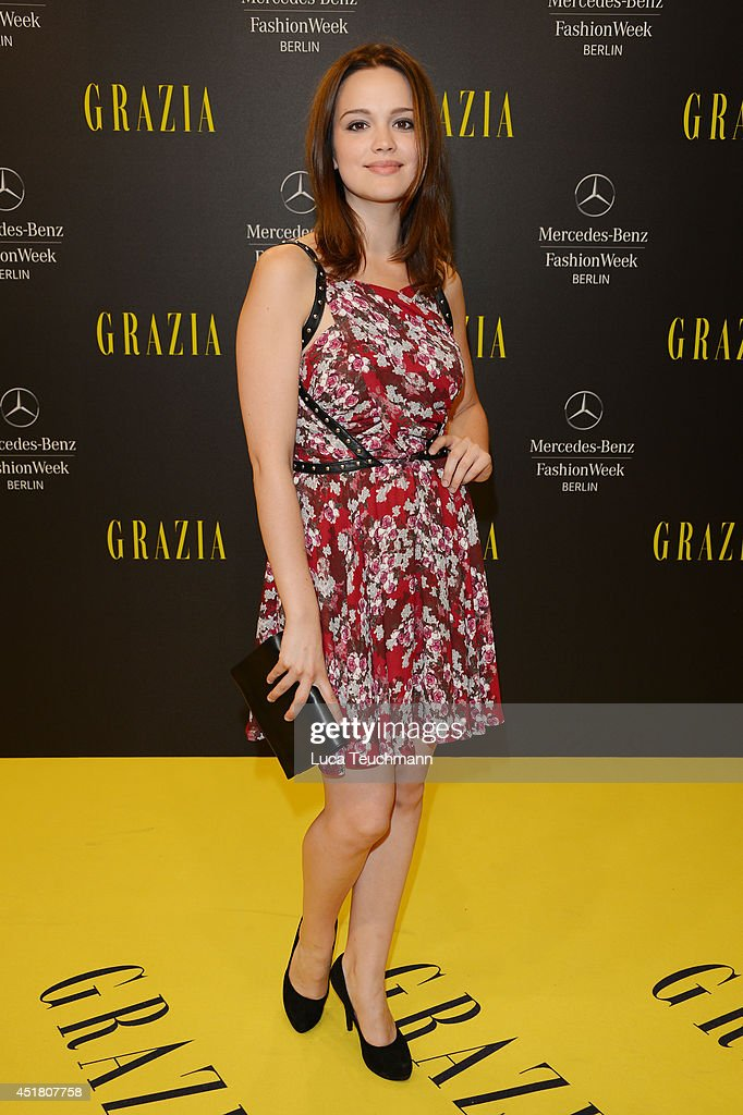 Opening Night by Grazia Arrivals - Mercedes-Benz Fashion Week Spring/Summer 2015