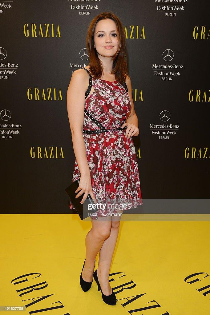Opening Night by Grazia Arrivals - Mercedes-Benz Fashion Week Spring/Summer 2015