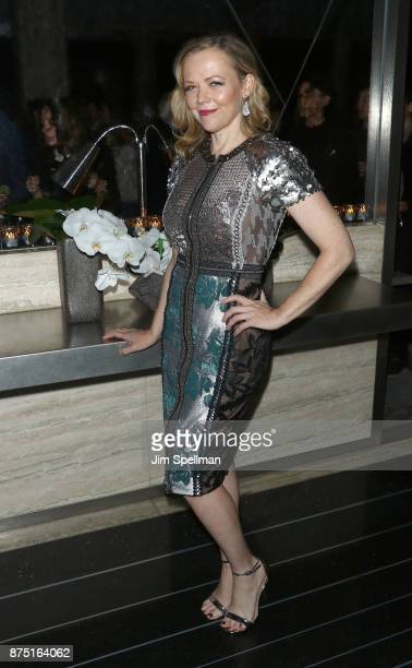 Actress Emily Bergl attends the after party for the screening of Sony Pictures Classics' 'Call Me By Your Name' hosted by Calvin Klein and The Cinema...