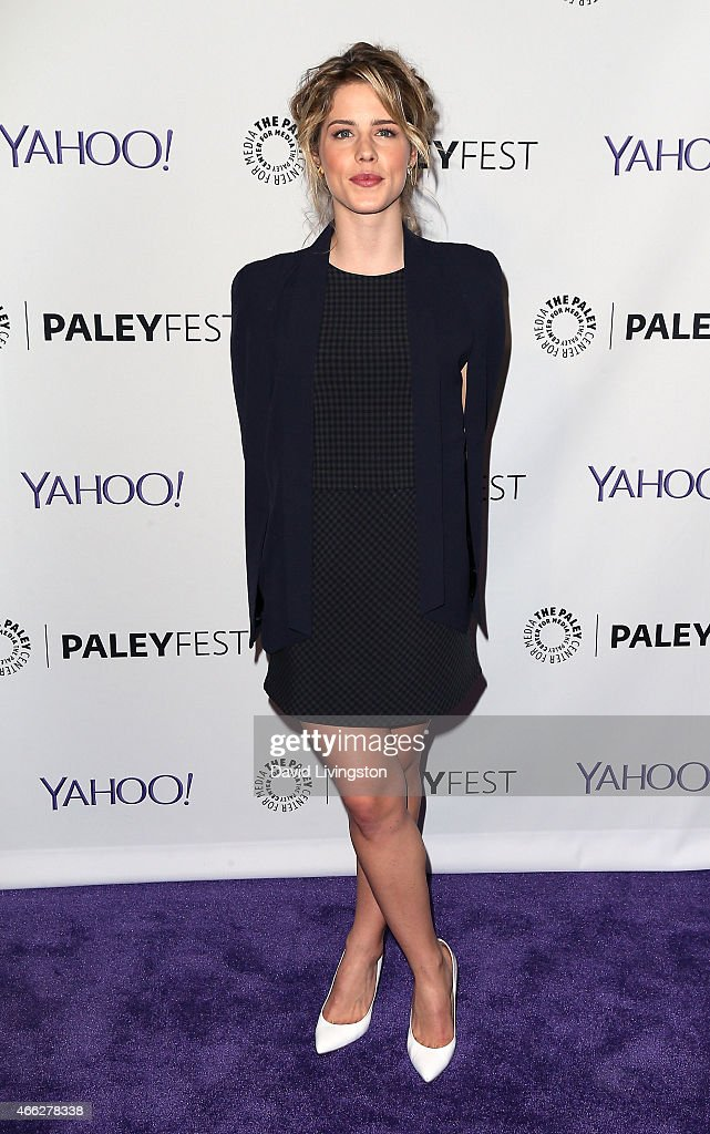 "The Paley Center For Media's 32nd Annual PALEYFEST LA - ""Arrow & The Flash"" - Arrivals"