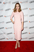 Actress Emily Blunt attends The 2014 Hamilton Behind the Camera Awards presented by Hamilton Watch and LA Confidential at The Wilshire Ebell Theatre...