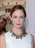 Actress Emily Blunt attends the 'Arthur Newman' premiere during the 2012 Toronto International Film Festival at The Elgin Theatre on September 10...