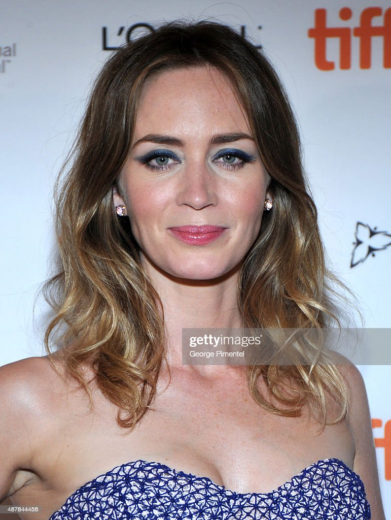 Emily Blunt | Getty Im...