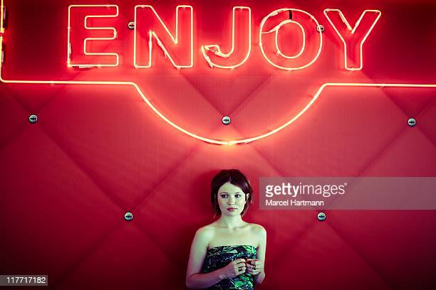 Actress Emily Browning is photographed for Studio Cine Live on May 18 2011 in Cannes France ON DOMESTIC EMBARGO UNTIL SEPTEMBER 18 2011
