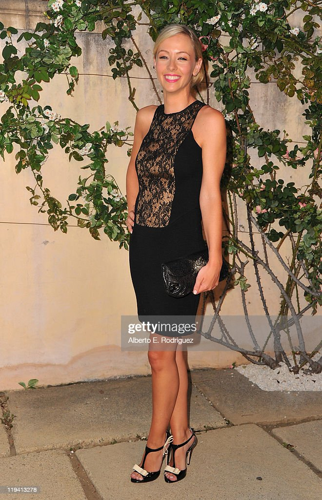 Actress Emily Montague attends MIU MIU presents Lucrecia Martel's 'Muta' on July 19, 2011 in Beverly Hills, California.