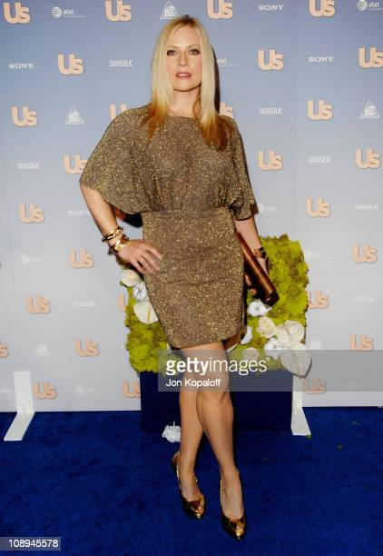 Actress Emily Procter arrives at the 'Us Weekly's Hot Hollywood 2007 Arrivals' at Opera on September 26 2007 in Hollywood California