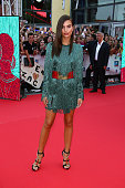 Actress Emily Ratajkowski attends the 'We Are Your Friends' Premiere at Kinepolis on August 12 2015 in Lille France