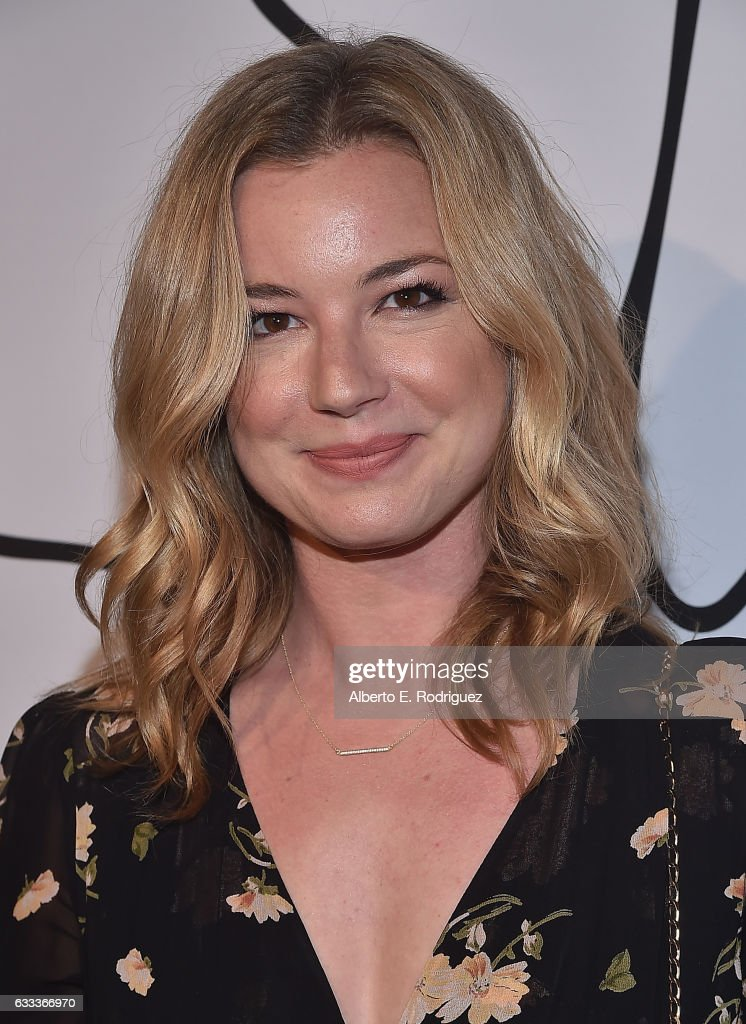 Actress Emily Van Camp attends Tyler Ellis Celebrates the 5th Anniversary And Launch Of Tyler Ellis x Petra Flannery Collection at Chateau Marmont on January 31, 2017 in Los Angeles, California.