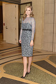 Actress Emily VanCamp attends the 24th Annual Environmental Media Awards presented by Toyota and Lexus at Warner Bros Studio on October 18 2014 in...