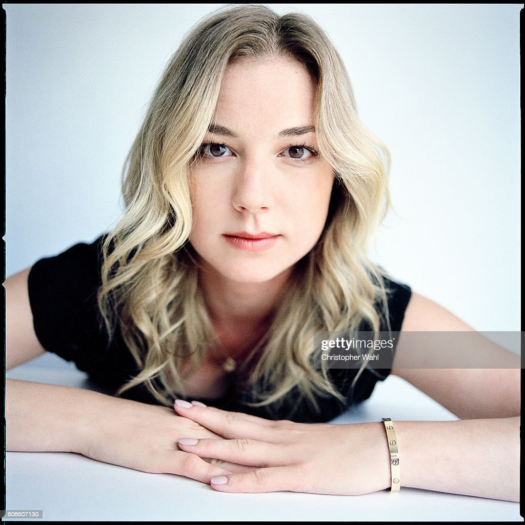 Actress Emily Vancamp is photographed for The Globe and Mail on September 17, 2016 in Los Angeles, California.
