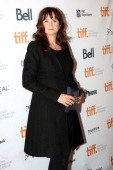 Actress Emily Watson arrives at 'Belle' Premiere at Elgin on September 8 2013 in Toronto Canada
