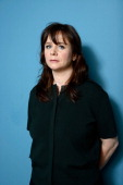 Actress Emily Watson of 'Belle' poses at the Guess Portrait Studio during 2013 Toronto International Film Festival on September 9 2013 in Toronto...