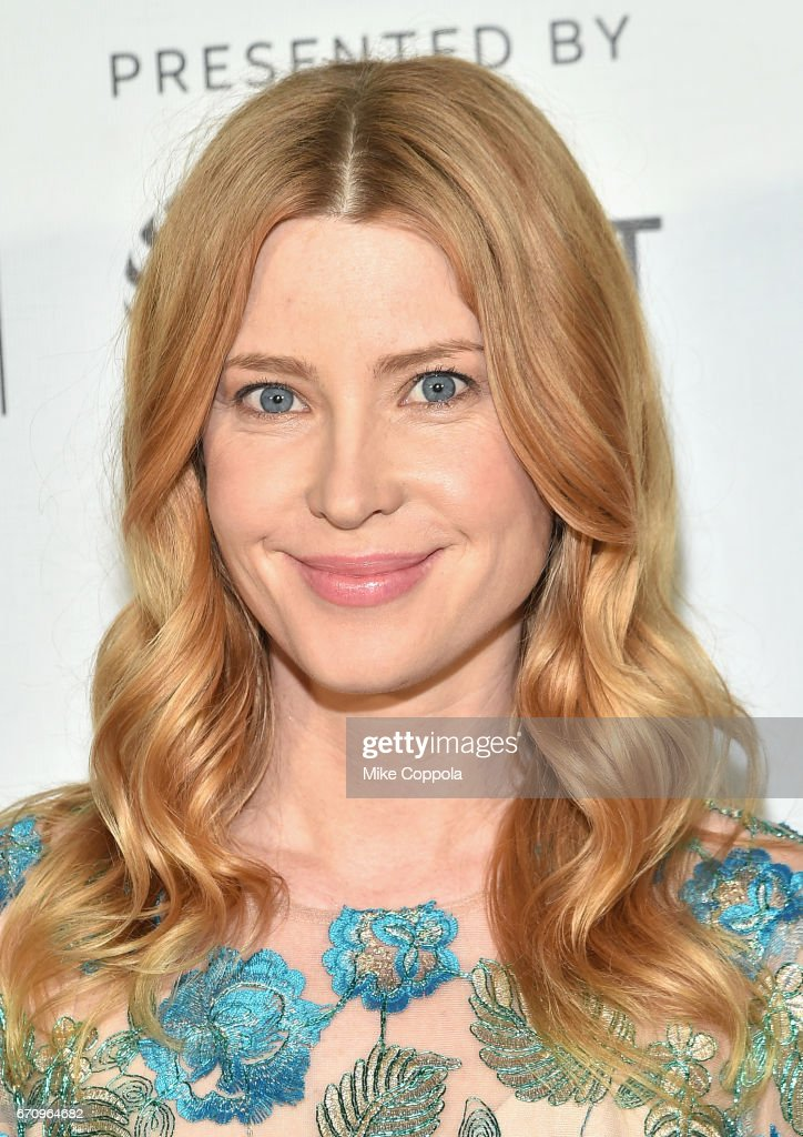 Actress Emma Booth attends the 'Hounds of Love' Premiere at Regal Cinema Battery Park on April 20, 2017 in New York City.