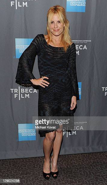Actress Emma Caulfield attends the DVD Release Party Of 'TiMER' at Directors Guild Theatre on June 22 2010 in West Hollywood California