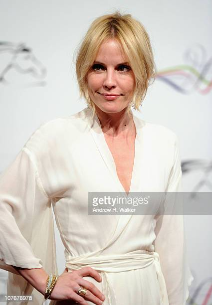 Actress Emma Caulfield attends the 'Tron Legacy' premiere during day seven of the 7th Annual Dubai International Film Festival held at the Madinat...