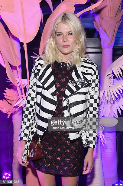 Actress Emma Greenwell attends as Marc Jacobs celebrates #MarcTheNight on November 17 2016 in New York City