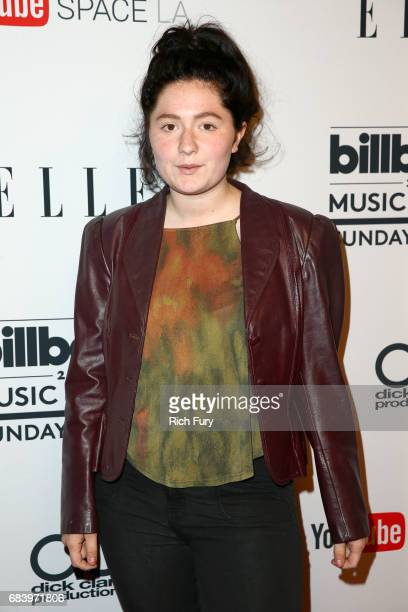 Actress Emma Kenney attends the '2017 Billboard Music Awards' And ELLE Present Women In Music at YouTube Space LA on May 16 2017 in Los Angeles...