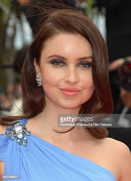 Actress Emma Miller attends the 'Foxcatcher' Premiere at the 67th Annual Cannes Film Festival on May 19 2014 in Cannes France