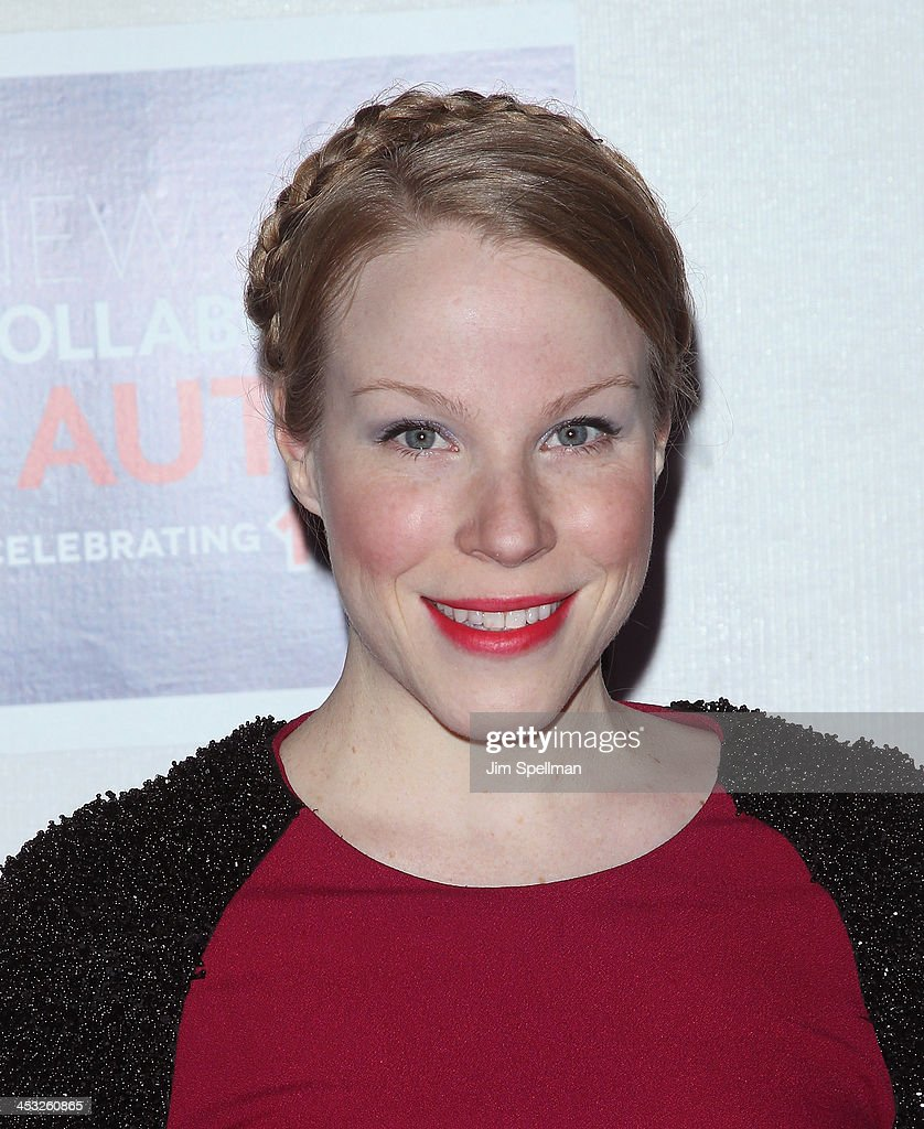 Actress Emma Myles attends the 2013 Winter Ball For Autism the at Metropolitan Museum of Art on December 2, 2013 in New York City.