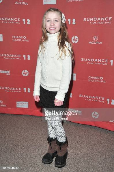 Actress Emma Rayne Lyle attends...