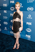 Actress Emma Roberts attends the 2015 FOX Programming Presentation at Wollman Rink Central Park on May 11 2015 in New York City