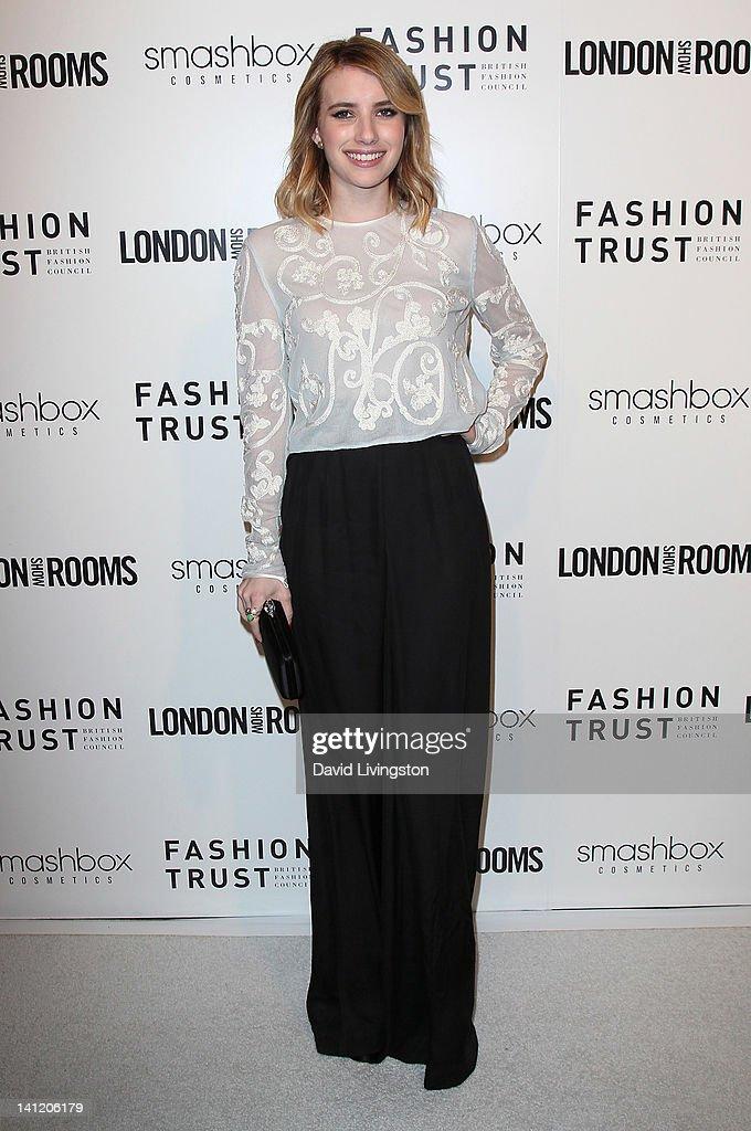 """Képtalálat a következőre: """"March 12: British Fashion Council's London Show Rooms LA Opening Cocktail Party"""""""